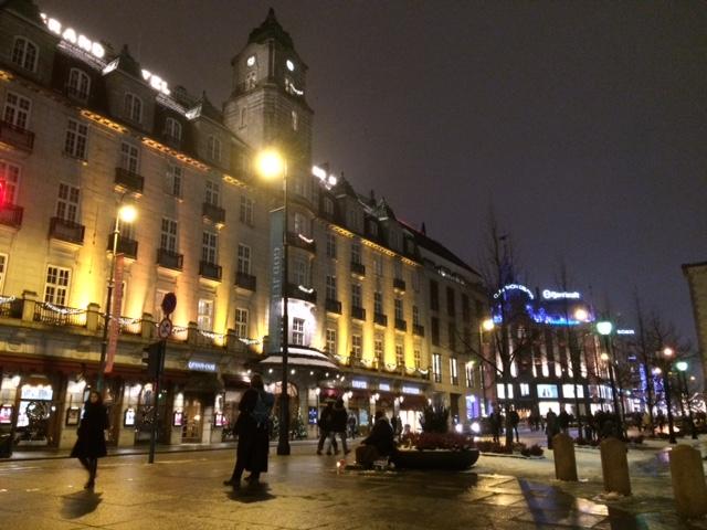 カールヨハン通りのクリスマスマーケット_a0229904_18564134.jpg