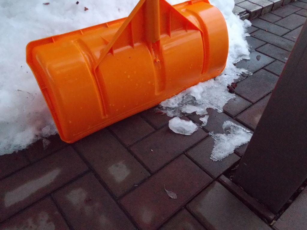 気温が上がり、積雪が下がる_c0025115_21594058.jpg