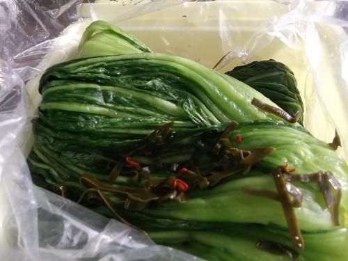 白菜、高菜の漬物...広島菜も_b0137932_206176.jpg
