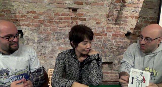 Incontro ed intervista esclusiva a Mari Yamazaki / Anime Crick     Parte1_a0087957_1661729.jpg