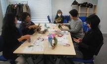 優千香冬イベント・・お正月飾り2014.12_f0141960_1921375.jpg