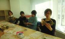 優千香冬イベント・・お正月飾り2014.12_f0141960_1925940.jpg