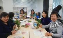 優千香冬イベント・・お正月飾り2014.12_f0141960_1935589.jpg