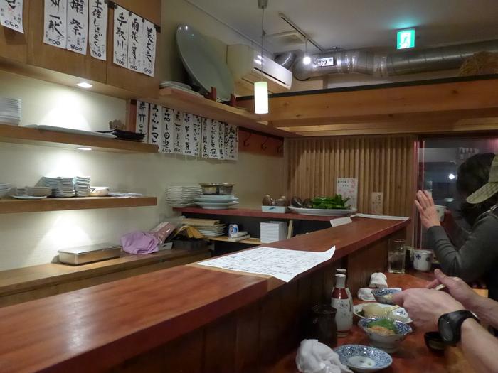 西荻窪「スタンドしんぽ」へ行く。_f0232060_23135524.jpg