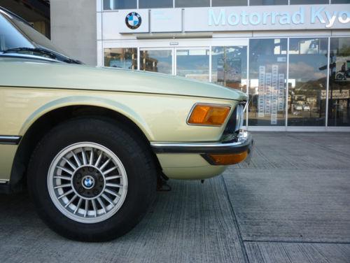 珍しい訪問者 クルマ編4 BMW 528iA_e0254365_14554914.jpg