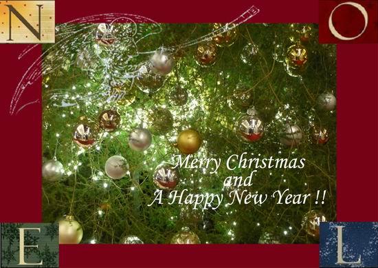「クリスマスのご挨拶」_a0280569_185421.jpg