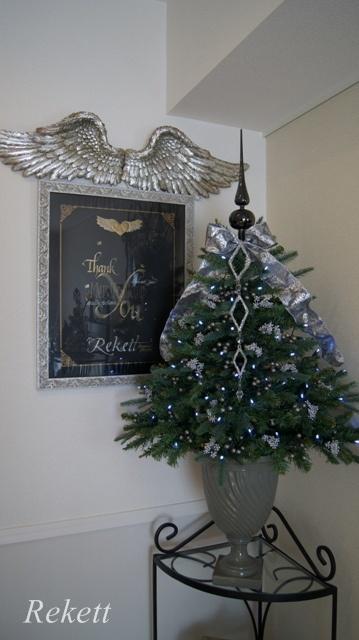 REKETTオリジナル クリスマスツリー_f0029571_0244651.jpg