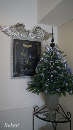 REKETTオリジナル クリスマスツリー_f0029571_0252444.jpg