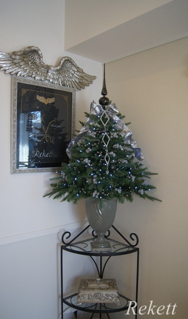 REKETTオリジナル クリスマスツリー_f0029571_063415.jpg