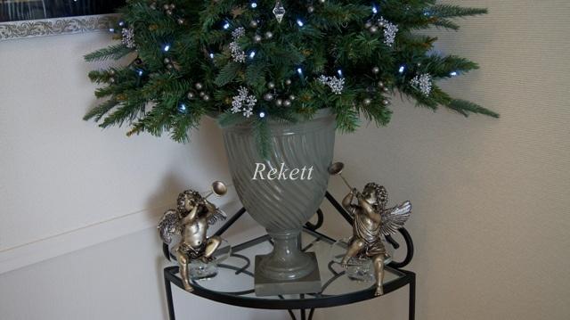 REKETTオリジナル クリスマスツリー_f0029571_1274672.jpg