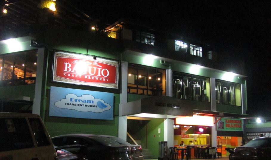Craft Brewery Baguio Baguio Craft Brewery が