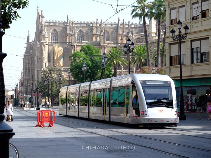 蔵出し鉄道6 スペイン・コルドバの路面電車_d0138811_11300471.jpg