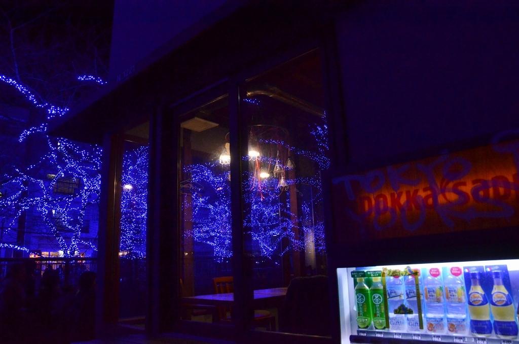青の洞窟でメリークリスマス♪_d0065116_19593100.jpg