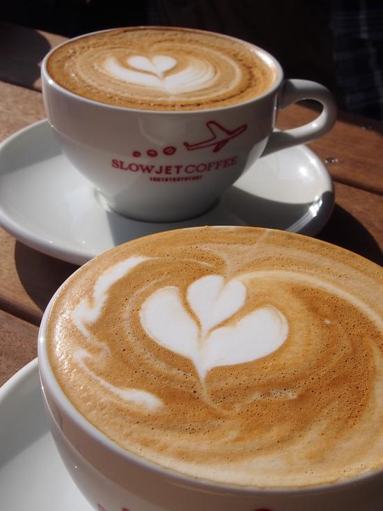 北千住 SLOW JET COFFEE_f0318944_21132563.jpg