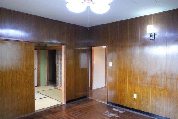 加古川市平屋 レトロ住宅 SOLD OUT_f0115152_15254025.jpg