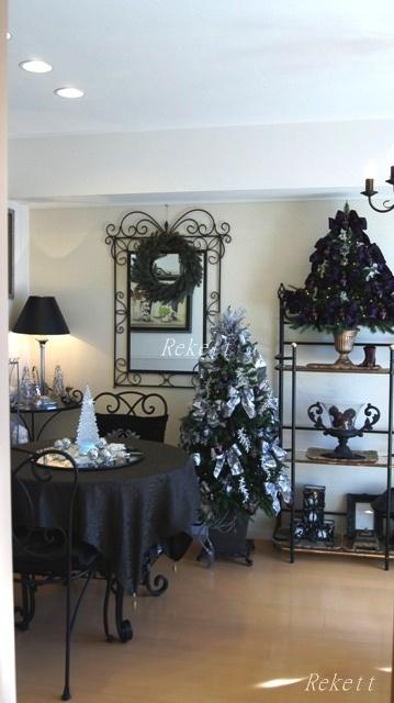 2013年REKETTオリジナルクリスマスツリー~♪_f0029571_2128320.jpg
