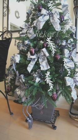 2013年REKETTオリジナルクリスマスツリー~♪_f0029571_22544887.jpg