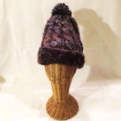 お帽子コレクション。_a0267675_1262915.jpg