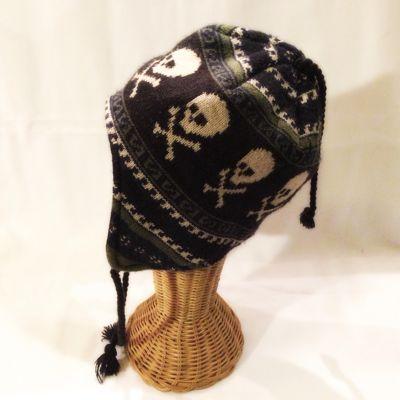 お帽子コレクション。_a0267675_1264715.jpg
