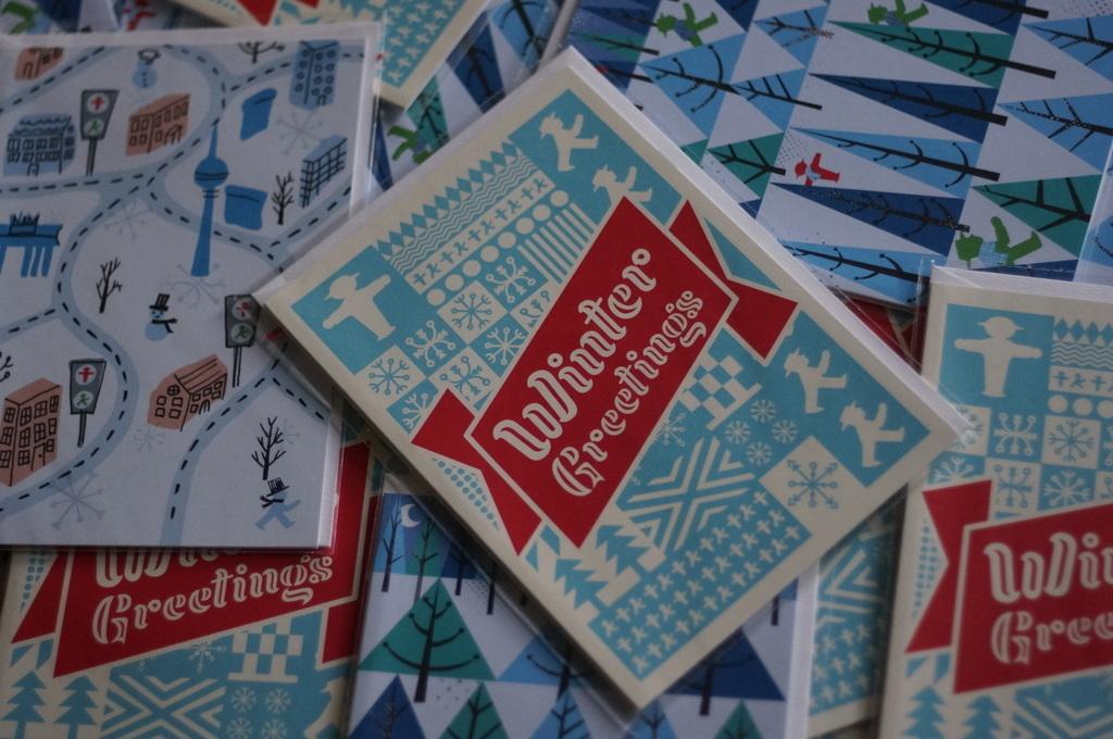 AMPELMANN 冬のグリーティングカード。_c0180686_09472720.jpg
