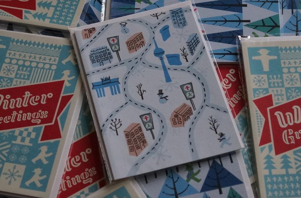 AMPELMANN 冬のグリーティングカード。_c0180686_09474392.jpg