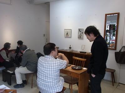 矢野太昭展 ありがとうございました。_e0256889_20243612.jpg