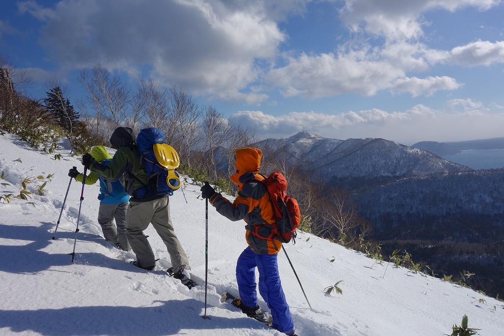 イチャンコッペ山と幌平山、12月21日-速報版-_f0138096_18282246.jpg