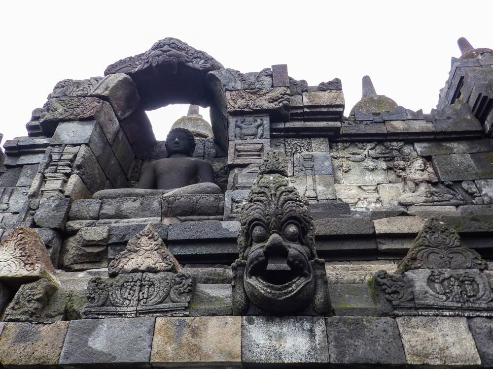 2014ジャワ島バリ島シンガポールvol.4~世界一の仏教遺跡ボロブドゥール~_f0276498_18350512.jpg
