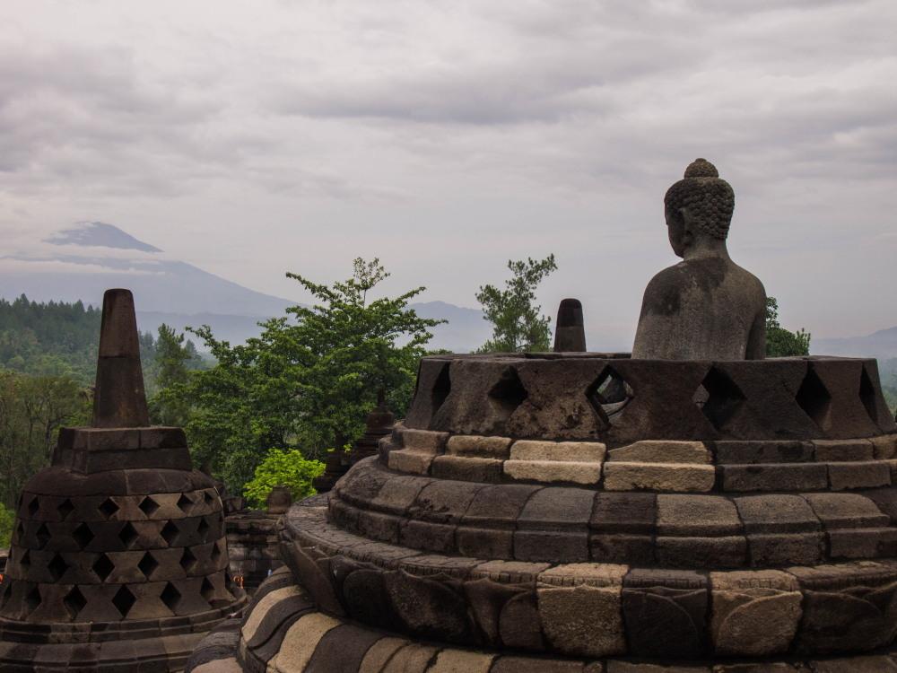 2014ジャワ島バリ島シンガポールvol.4~世界一の仏教遺跡ボロブドゥール~_f0276498_18380432.jpg