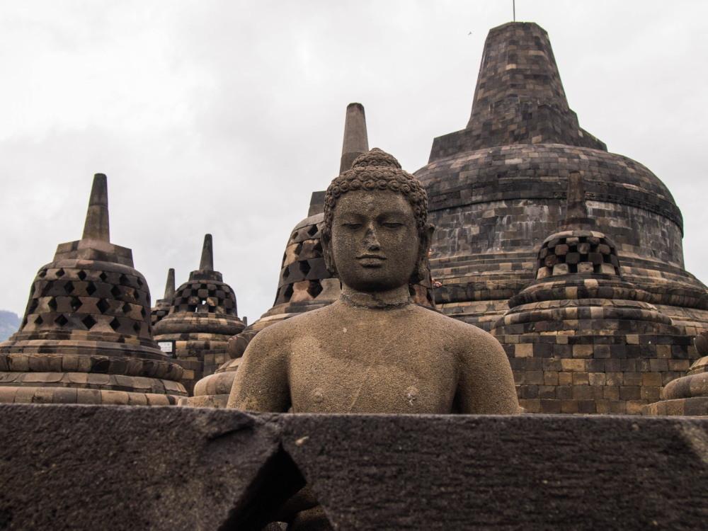 2014ジャワ島バリ島シンガポールvol.4~世界一の仏教遺跡ボロブドゥール~_f0276498_18381693.jpg