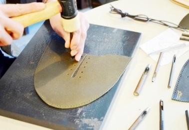 靴logiさんの手縫いスリッパづくりのご報告_d0263815_16172691.jpg