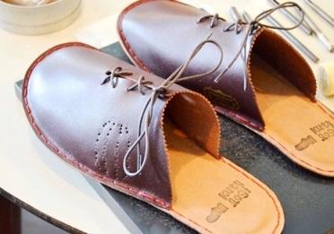 靴logiさんの手縫いスリッパづくりのご報告_d0263815_1618371.jpg