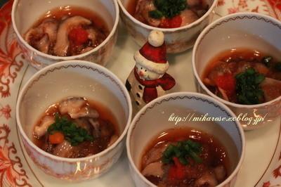 和食でクリスマスパーティー ~ふるさと納税返礼品~_a0264538_01034525.jpg