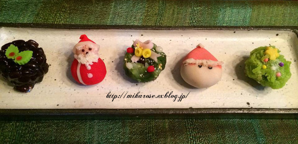 和食でクリスマスパーティー ~ふるさと納税返礼品~_a0264538_01343315.jpg