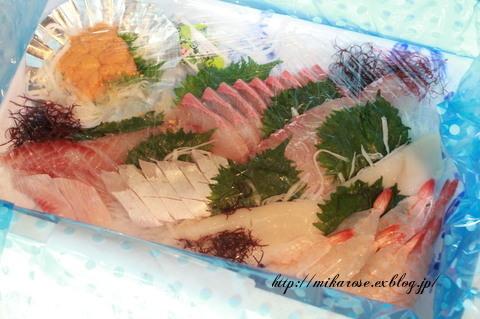 和食でクリスマスパーティー ~ふるさと納税返礼品~_a0264538_01514744.jpg