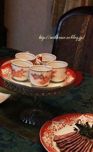 和食でクリスマスパーティー ~ふるさと納税返礼品~_a0264538_05125830.jpg