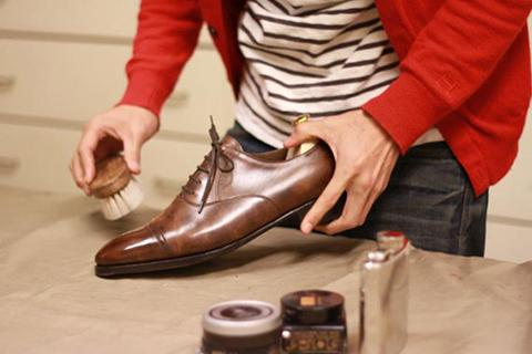 2015年1月25日(日) 靴磨きワークショップ開催!!_f0137346_14403979.jpg