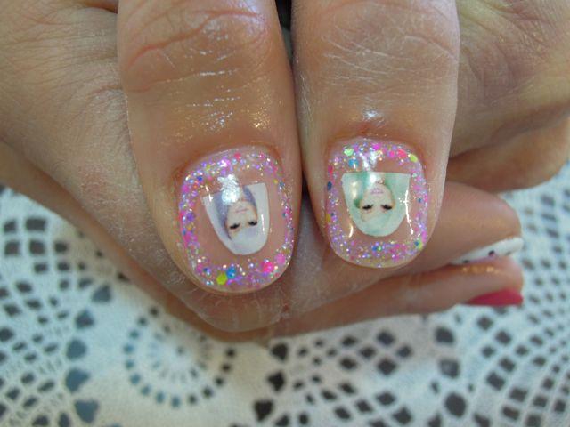 Barbie Nail_a0239065_1041018.jpg