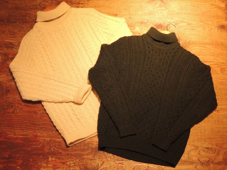 FISHERMAN KNIT & 40S50S R.C.N NECKLACE--RECOMMEND--_c0176867_13221044.jpg