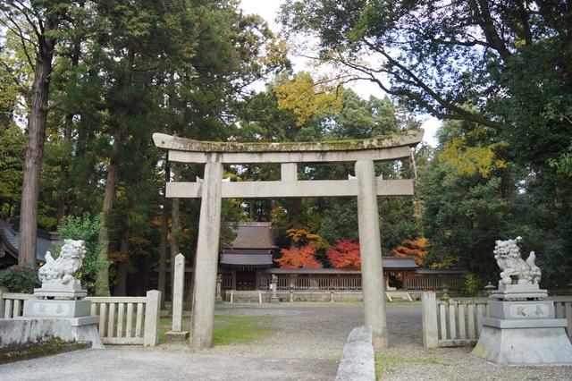 近江鉄道で日向神社を参拝_d0181492_20234529.jpg