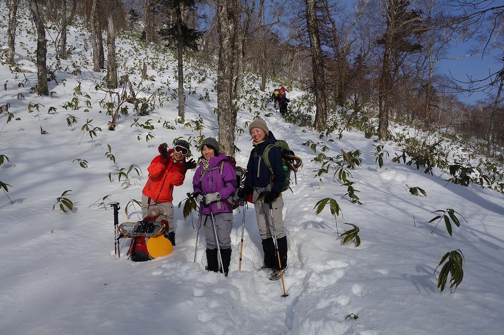 イチャンコッペ山と幌平山、12月21日-メンバー紹介編-_f0138096_14211339.jpg