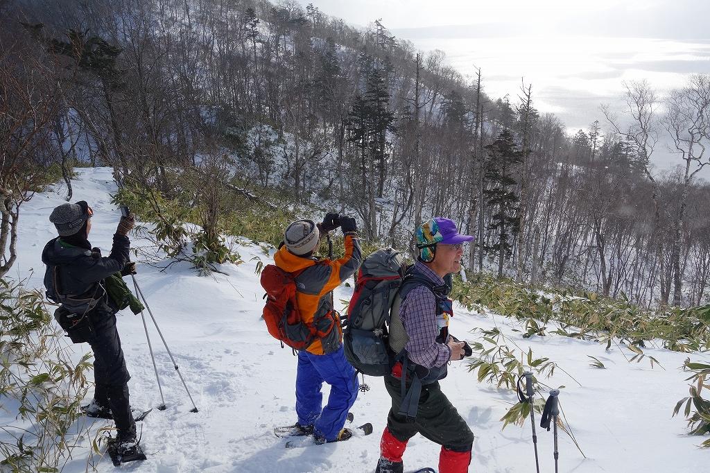 イチャンコッペ山と幌平山、12月21日-メンバー紹介編-_f0138096_14212261.jpg