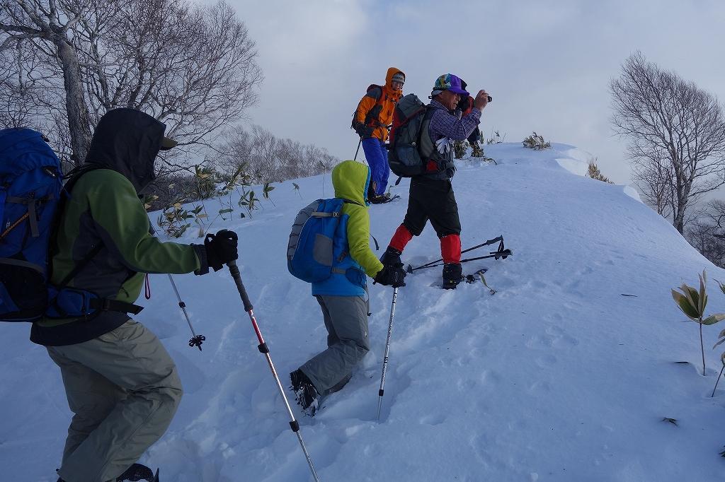 イチャンコッペ山と幌平山、12月21日-メンバー紹介編-_f0138096_14213930.jpg