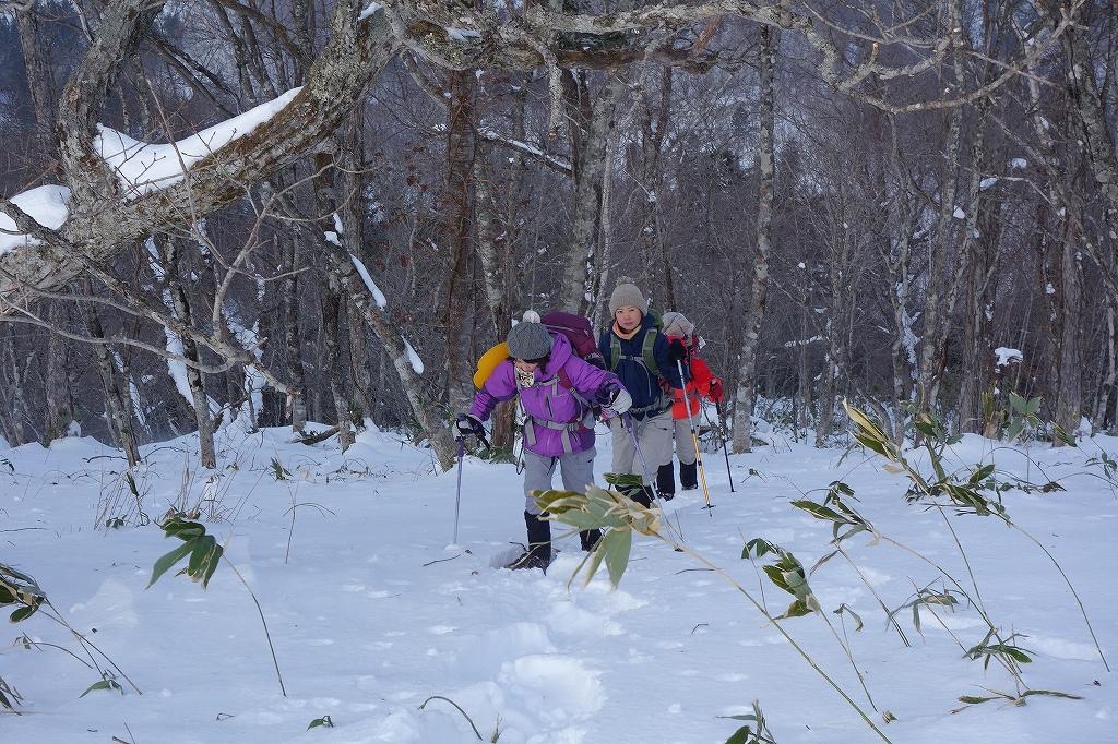 イチャンコッペ山と幌平山、12月21日-メンバー紹介編-_f0138096_14215345.jpg