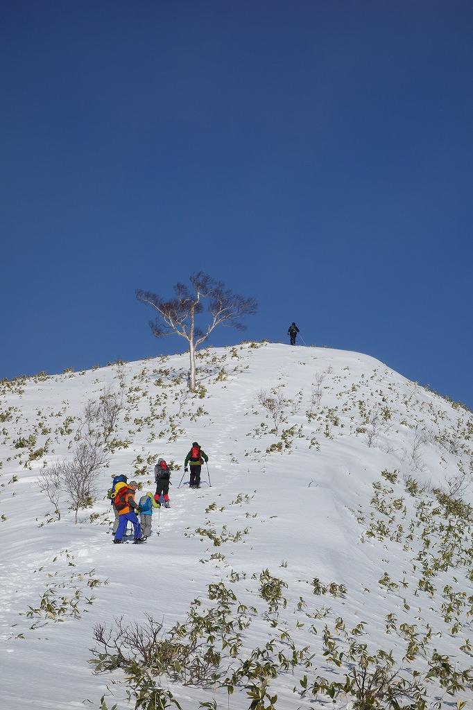 イチャンコッペ山と幌平山、12月21日-メンバー紹介編-_f0138096_14221657.jpg