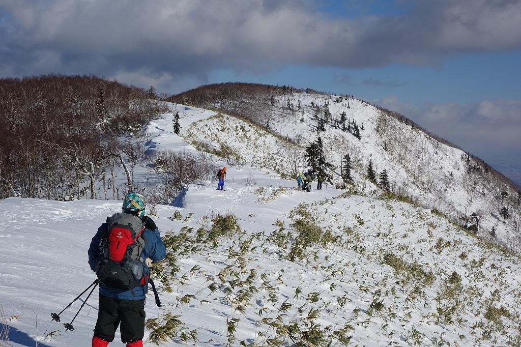イチャンコッペ山と幌平山、12月21日-メンバー紹介編-_f0138096_14223673.jpg