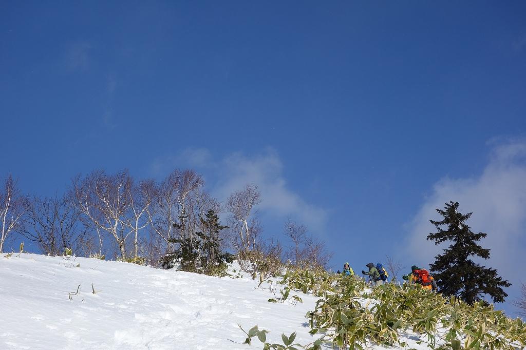 イチャンコッペ山と幌平山、12月21日-メンバー紹介編-_f0138096_1422594.jpg