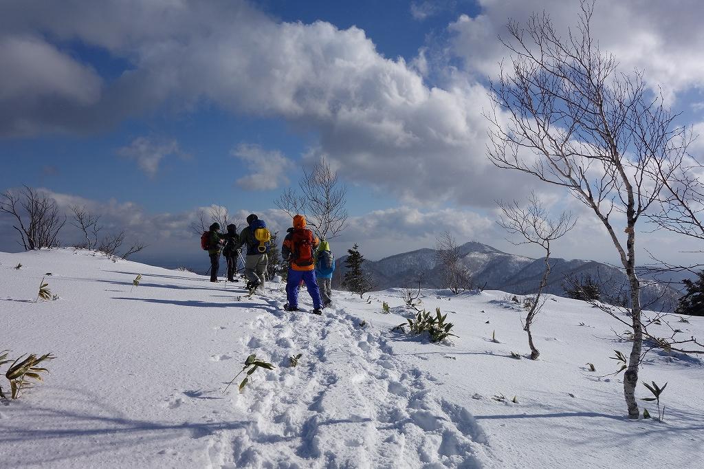 イチャンコッペ山と幌平山、12月21日-メンバー紹介編-_f0138096_1423266.jpg