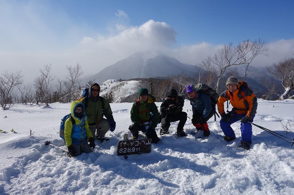 イチャンコッペ山と幌平山、12月21日-メンバー紹介編-_f0138096_14233681.jpg