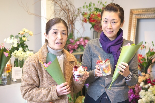 2014.12.21  OHANA candle WORKSHOP_f0139898_1642747.jpg